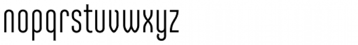 Ando Font LOWERCASE