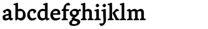 Andralis ND OsF Bold Font LOWERCASE