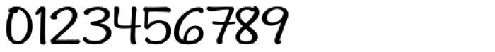 Andrea II Script Upright Nib Font OTHER CHARS