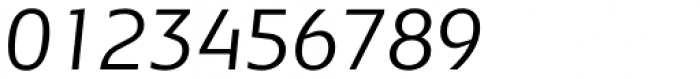 Andrew Samuels Light Italic Font OTHER CHARS