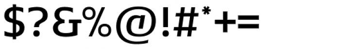 Andrew Samuels Regular Font OTHER CHARS