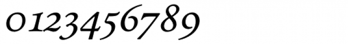 Andron 1 Greek Corpus Italic Font OTHER CHARS