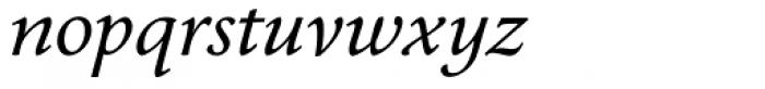 Andron 2 ABC Corpus Italic Font LOWERCASE