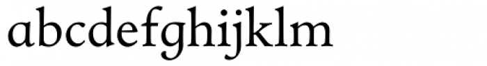 Andron 2 ABC Corpus Font LOWERCASE