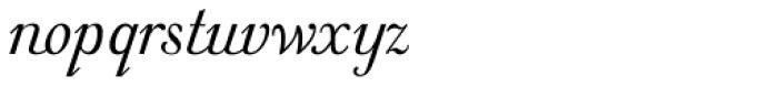 Anduaga Font LOWERCASE