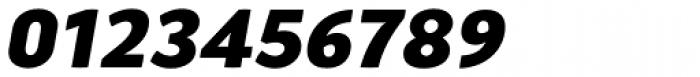 Aneba Neue Bold Italic Font OTHER CHARS