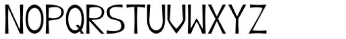Angelus III Font UPPERCASE