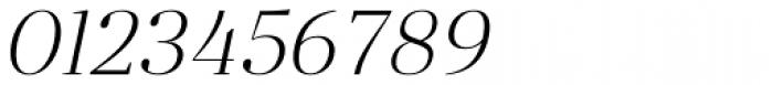 Anglecia Pro Display Extra Light Italic Font OTHER CHARS
