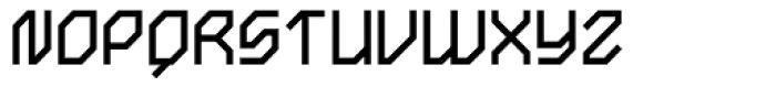 Angol Sharp Black Font UPPERCASE