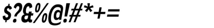 Angostura Bold Italic Font OTHER CHARS