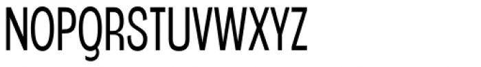 Angostura Book Font UPPERCASE