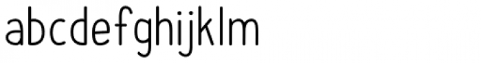 Angry Ronin Light Font LOWERCASE