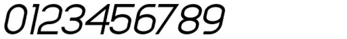Anikka Sans Italic Font OTHER CHARS