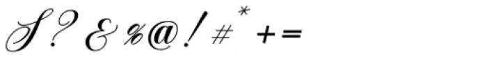Anindira Regular Font OTHER CHARS
