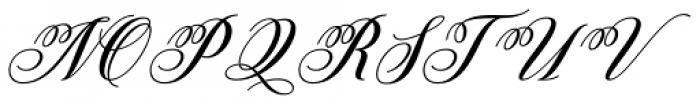 Anindira Regular Font UPPERCASE