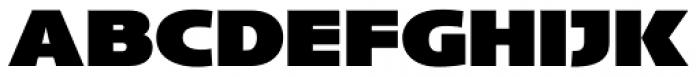 Anisette Std Petite Black Font UPPERCASE