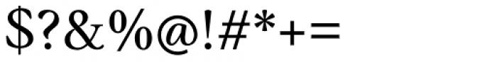 Anko Regular Font OTHER CHARS