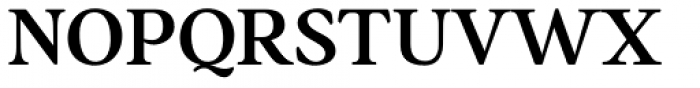 Anko Semi Bold Font UPPERCASE