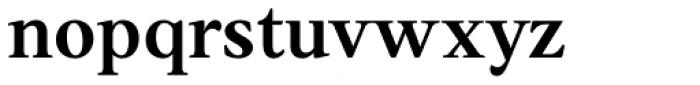 Anko Semi Bold Font LOWERCASE