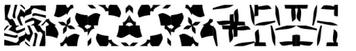 Ann Dingbatik Three Font OTHER CHARS
