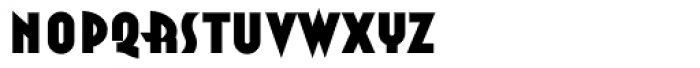 Anna Extended Font LOWERCASE