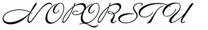Annabelle JF Font UPPERCASE