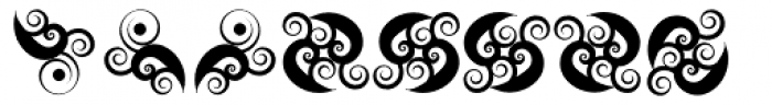 Annborders 2 Font UPPERCASE