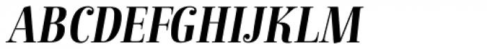 Anne Bonny Bold Italic Font UPPERCASE