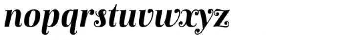 Anne Bonny Bold Italic Font LOWERCASE