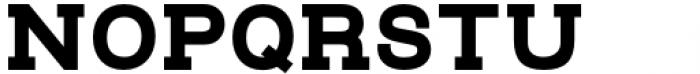 Annexia Bold Font UPPERCASE