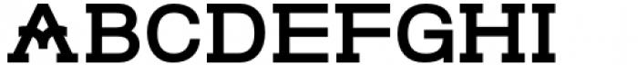 Annexia Regular Font UPPERCASE