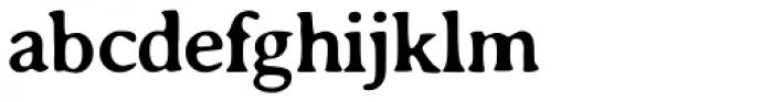Annexxus Regular Font LOWERCASE