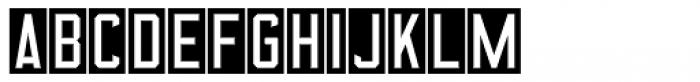 Announcement Board JNL Font UPPERCASE
