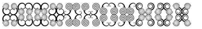 Anns Butterfly Six Font UPPERCASE