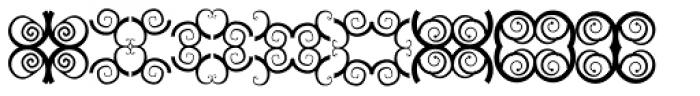 Anns Butterfly Ten Font OTHER CHARS