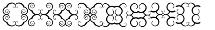 Anns Butterfly Three Font LOWERCASE
