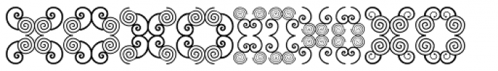 Anns Butterfly Two Font UPPERCASE