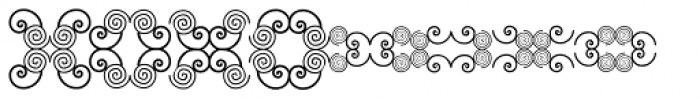Anns Butterfly Two Font LOWERCASE