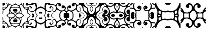 Anns Gothblocks Patchquirks Font OTHER CHARS
