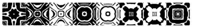 Anns Kaleidoblocks Five Font OTHER CHARS