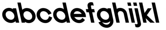 Ano Black UpperLower Back Italic Font UPPERCASE