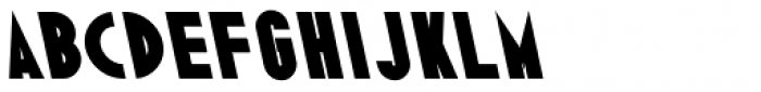 Ano Black Wide Back Italic Font LOWERCASE