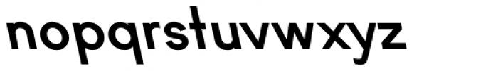 Ano Bold Back Italic Font LOWERCASE