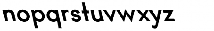Ano Bold UpperLower Back Italic Font LOWERCASE