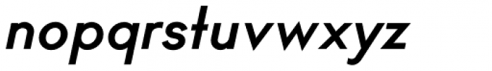 Ano Bold UpperLower Italic Font LOWERCASE
