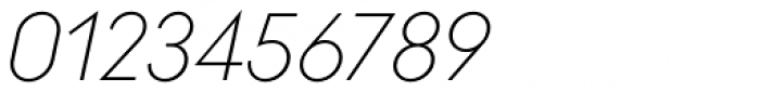 Ano Half UpperLower Italic Font OTHER CHARS