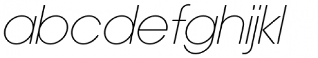 Ano Half UpperLower Italic Font UPPERCASE