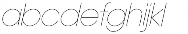 Ano Quarter UpperLower Italic Font UPPERCASE