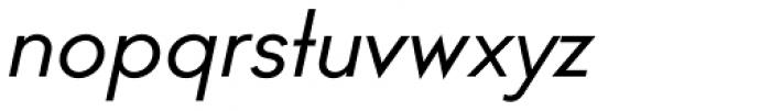 Ano UpperLower Italic Font LOWERCASE