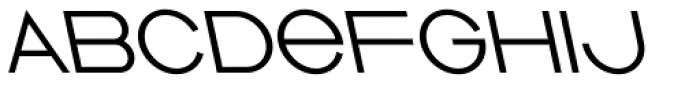 Ano Wide Back Italic Font UPPERCASE
